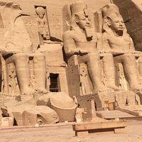 2017 3月 エジプトに行ってみた。アブ・シンベル神殿、アスワン・ハイ・ダム編