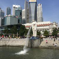シンガポール� 憧れのマリーナベイサンズへ