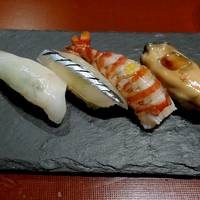 【国内247】2017.1久留米とんぼ返り-甚六鮨,翠香園ホテル