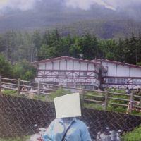2007年(平成19年)7月 山梨(富士山(五合目) 富士五湖 青木ヶ原樹海 富岳風穴 鳴沢氷穴 富士吉田 忍野八海の旅)