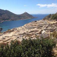 クニドス遺跡周辺