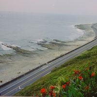 1993年(平成5年)9月静岡(焼津 御前崎海岸 浜岡砂丘 遠州灘 遠州三山 森(大洞院)のドライブ)の旅