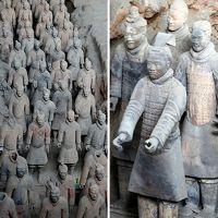 団塊夫婦の絶景の旅・2017中国(続)ー(7)西安1日観光は兵馬俑から