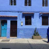 青い田舎町