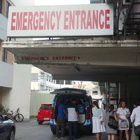 フィリピン英語研修旅行同行、脳梗塞患者発生