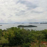 風の道 (下津井電鉄廃線跡)をサイクリング