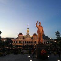 2週間ベトナム縦断の旅 〜ホーチミン〜