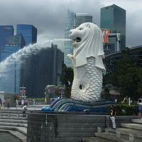 初めてづくしのシンガポール 物価が高くてもバジェット旅行