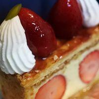 NASPAニューオータニ ☆ パティスリー「SATSUKI」のケーキをテイクアウトで味わう(3-3)