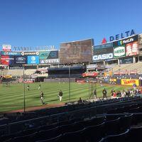 NY弾丸MLB観戦ツアー  其の壱