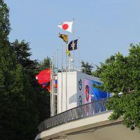 散歩がてらにサッカー観戦@駒沢公園