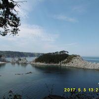 東北車中泊旅行� 岩手県に来ちゃったー!龍泉洞&浄土ヶ浜編