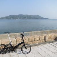 出張ついでに福岡自転車散歩
