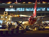 Qantasで向かうぜ!ブリスベン→東京 part2
