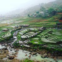 ベトナム北部ひとり旅〜サパの泥だらけだけど絶景トレッキング