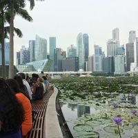 シンガポール(2)MHに乗せられ訳もなく