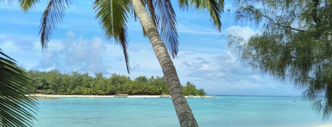 弾丸クック諸島1705  「周囲32kmのラロ...