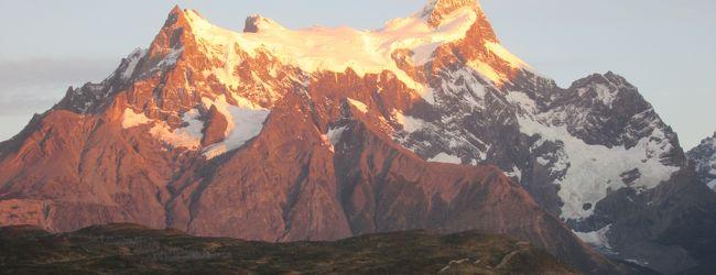 チリ 「行った所・見た所」 パイネ国立...