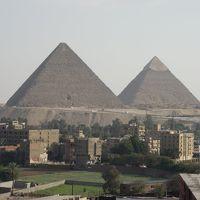 【201705_カタール&エジプト】ギザでピラミッド三昧 カイロでコシャリ三昧 ギザ編