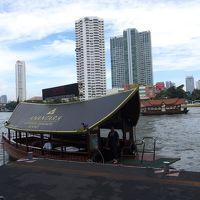 バンコク一人旅。リバーサイドと中心地のホテルに泊まる3泊4日の旅