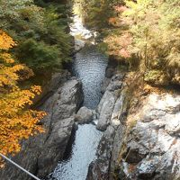 みたらい渓谷紅葉ウォーキングと洞川温泉の旅