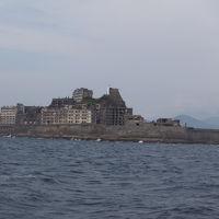 2017年初夏の遠征・・・・・�軍艦島