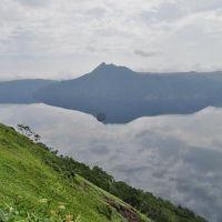 北海道旅行記 6 霧の摩周湖、奇跡的に出現