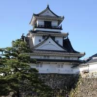 土佐の高知のはりまや橋を観た後は3度目の国宝高知城登城