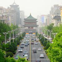 3泊5日 中国西安一人旅:清真大寺で猫と出会う * 大慈恩寺と城壁さんぽ