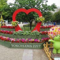ガーデンネックレス横浜2017 日本大通り〜横浜公園〜山下公園
