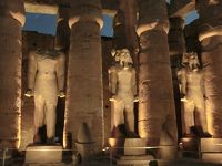 埃及遠征記その2 古都テーベにて