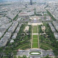 5月のパリ