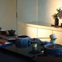 金沢で社会科見学。水引ポチ袋作って、コンセプトG(玉露&スイーツ)、近江町市場でつまみ食いして、和菓子体験。泊りは彩の庭ホテル。
