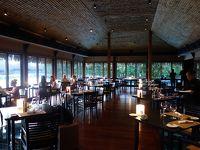 タヒチでCカード取得 【その1-7】 セントレジスのラグーンレストランで豪華ディナー〜ロッジに帰還し、ボラボラ1周を達成!