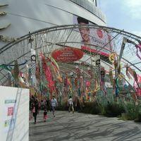 GWは初タイ旅行!その6:最終日は街歩き〜ターミナル21と鉄道市場へ