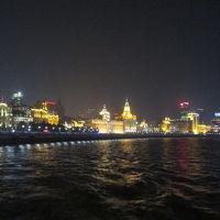 上海の外灘・ライトアップが拡大強化