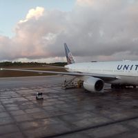 ユナイテッド航空ビジネスクラス・シェラトンラグーナ泊、36時間弾丸ダイビングツアー