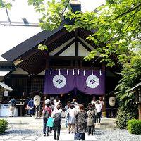 東京パワースポットめぐりの旅 1
