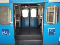 また、行きたくなった国 イスラエルへ4 イスラエル鉄道の旅、 エルサレム-テルアビブへ
