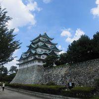 名古屋城とそこからの風景