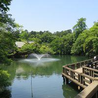井の頭恩賜公園と吉祥寺散策