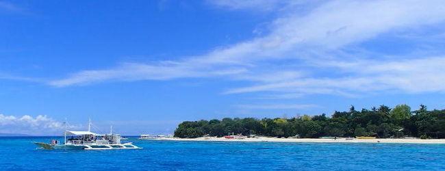 初めてのボホール島ダイビング。バリガサ...
