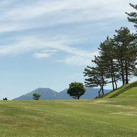 実に35年ぶりに訪れた久万高原ゴルフ倶楽部