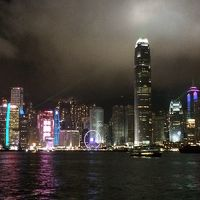 香港行ってみる。