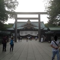 ANAプレミアムクラスで行く 東京 市ヶ谷 靖国神社