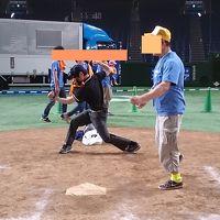 [野球]東京ドーム ほぼ日刊イトイ新聞「野球で遊ぼう。2017」 &落語も観ようの旅 (2017.6.3-5)