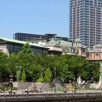 娘の暮らす大阪への旅〜水上バスから見える大阪の街