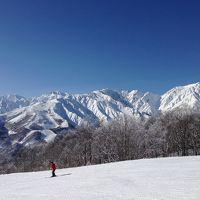 2017冬 白銀の白馬へスキーTrip〜白馬ハイランドホテル 信州ご当地バイキングと露天風呂でほっこり〜