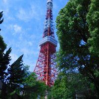 高い所で  東京へ�