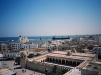 2003年8月、駆け足で地中海を縦断、チュニジア、マルタ、シチリアへ�(スース、エルジェム)